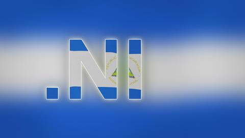 4K NI - Internet Domain of Nicaragua Footage