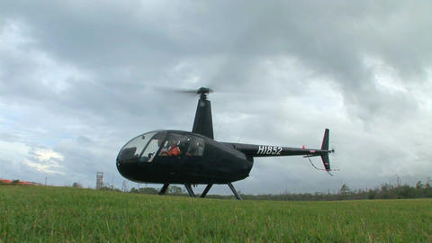 Helicopter 3 8 stock footage