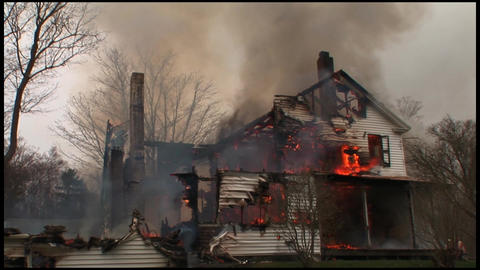housefire 12 16 Footage
