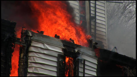 housefire window 2 2 Footage
