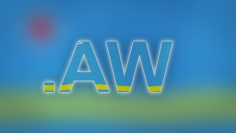 4K AW - Internet Domain of Aruba Live Action