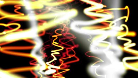 light painting Animation