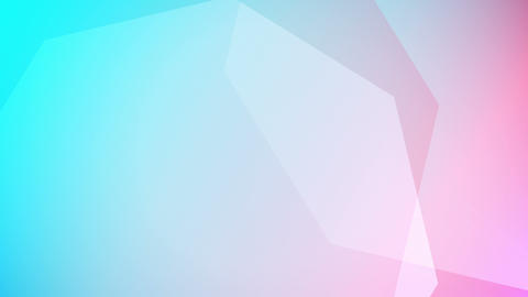 Soft colored abstract background. Loopable Animation