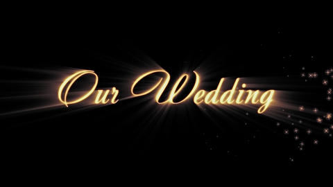 """Our Wedding"" In Different Languages 1"
