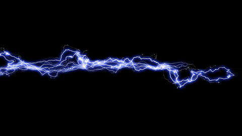 Lightning stock footage