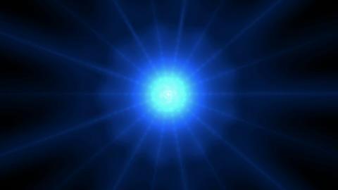 underwater,blue rays Light Stock Video Footage