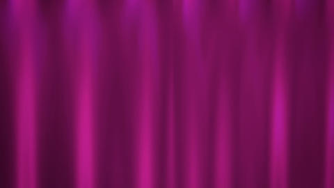 Barbie pink curtains Stock Video Footage