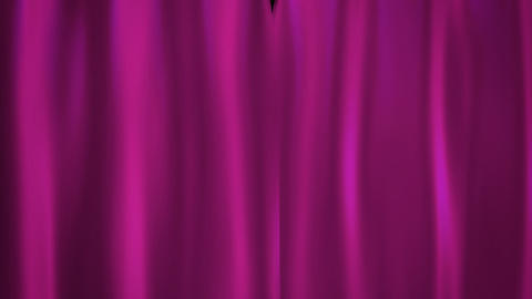 Barbie pink curtains Animation
