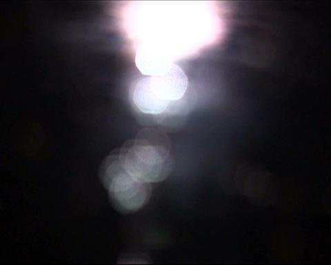 light firevork blur Stock Video Footage