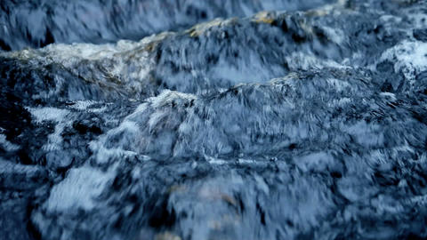 rapid flow Stock Video Footage