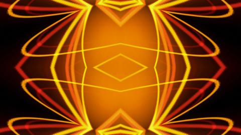 electricity lines shaped fancy pattern,light,fire,tech... Stock Video Footage