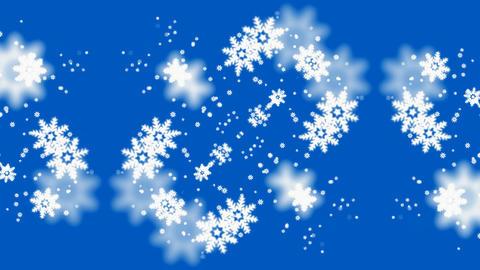 falling snowflake shaped flower pattern,chrismas,xmas,lace,wedding background.fresh,clean Animation