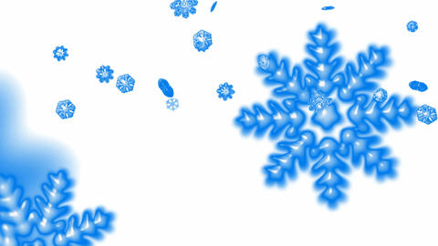 falling snowflake,chrismas background,xmas,lace,wedding background.fresh,clean,crystallization,kalei Animation