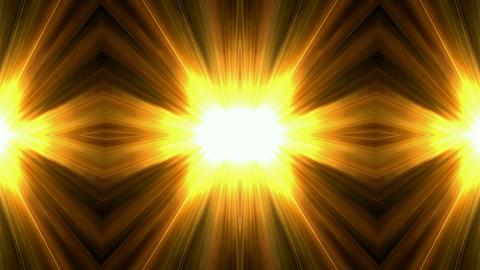 golden ray lights,sunlight,disco neon light and ball,tech... Stock Video Footage