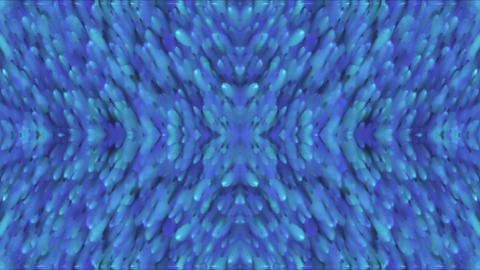 blue flower smoke... Stock Video Footage