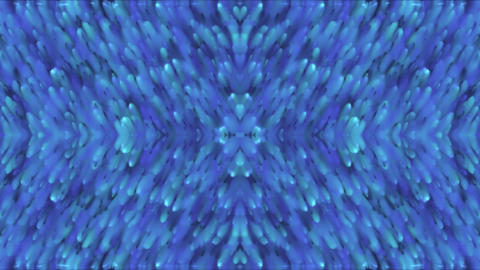 blue flower smoke pattern.Waves,sea,ocean,diving,drinks,water,liquid,stirring,jam,blueberry,vj,mind Animation