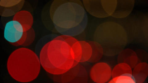 Abstract Lights 02 Stock Video Footage
