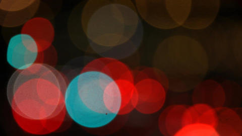 Abstract Lights 02 Footage