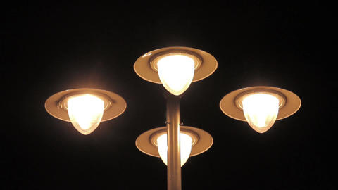 Lights 2in1 02 Stock Video Footage