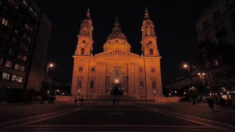 St Stephen Basilica Budapest 03 Footage