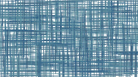 abstract blue lines cross... Stock Video Footage