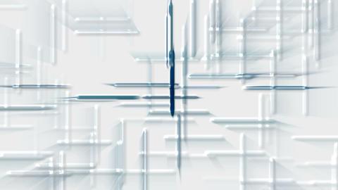 blue fiber and rays light,web tech... Stock Video Footage