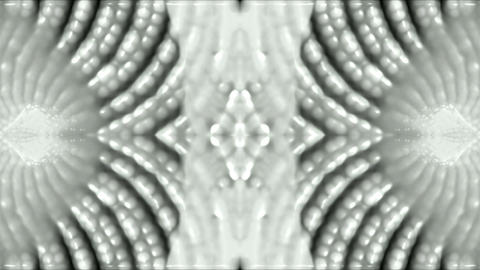 Gorgeous glass fancy pattern,Intestines,fossils,prehistoric,squid,octopus,stomach,Ink,paint,pollutio Animation