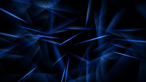 blue ray light,flare fiber optic,aurora,seabed... Stock Video Footage