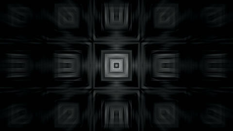 3d darkness rectangle... Stock Video Footage