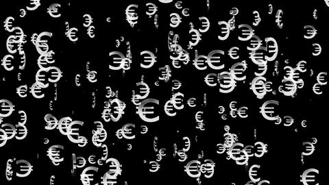 3D Euro Loop 03 alpha Animation