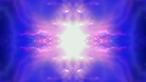 flower pattern,lightning,tech... Stock Video Footage