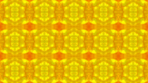 Luxury classical flower pattern,golden fancy ceramic... Stock Video Footage