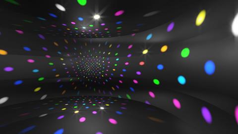 Disco Light CDr c2 HD Stock Video Footage