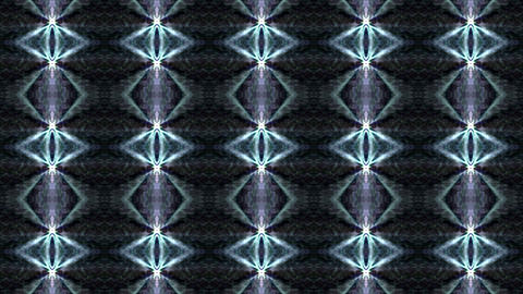 flower fancy ceramic tile pattern,mosaics puzzle... Stock Video Footage