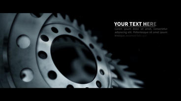 Innovation - Motivational Opening Title stock footage