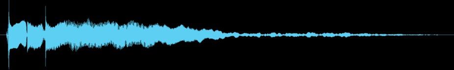 Mystical Intro Logo Guitar 1 stock footage