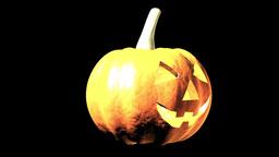 Pumpkin Halloween Version 4 Animation