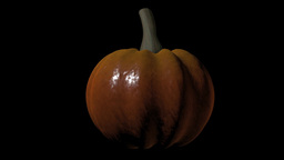 Pumpkin Halloween Version 6 Animation