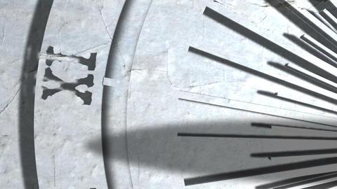 Sundial Timelapse Animation Animation