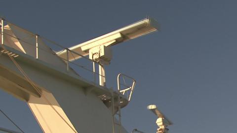 radar ship Footage