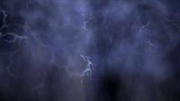 Lightning , electric discharge , explosion , smoke, Stock Animation