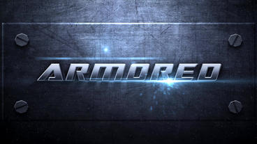Armored stock footage
