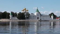 View of the Ipatiev Monastery Footage