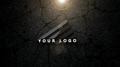 Logo Impact After Effects Template