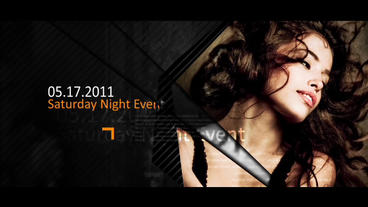 NightLife After Effects Template