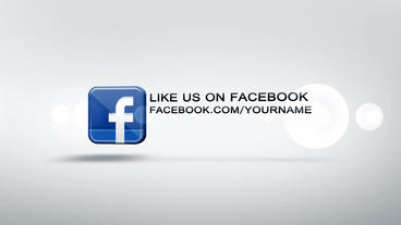 Social Networks Promo After Effects Template