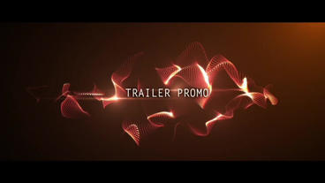 Trailer Promo After Effectsテンプレート