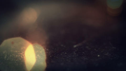 reflection of shimmering lights seamless loop Stock Video Footage