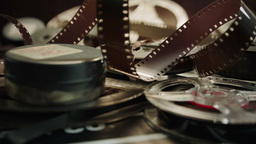 Vintage film stock HD stock footage Footage