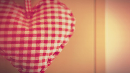 Love Heart Background HD Stock Footage stock footage